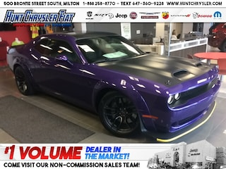 New 2019 Dodge Challenger in Milton, ON