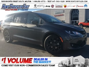 2020 Chrysler Pacifica TOURING L | S PKG | TOW | SAFETY | NAV & MORE!!! Van