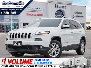 2016 Jeep Cherokee NORTH   4X4   8.4   HTD STS   SOUND   TOW & MORE!!! SUV for sale near Toronto