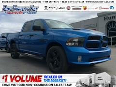 2019 Ram 1500 Classic EXPRESS HYDRO BLUE | WHEEL & SOUND | LED | 8.4 & M Truck Crew Cab