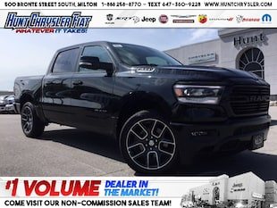 2019 Ram All-New 1500 SPORT | LEATHER | SOUND | 22s & MORE!!! Truck Crew Cab