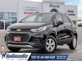 Used 2017 Chevrolet Trax in Milton, ON