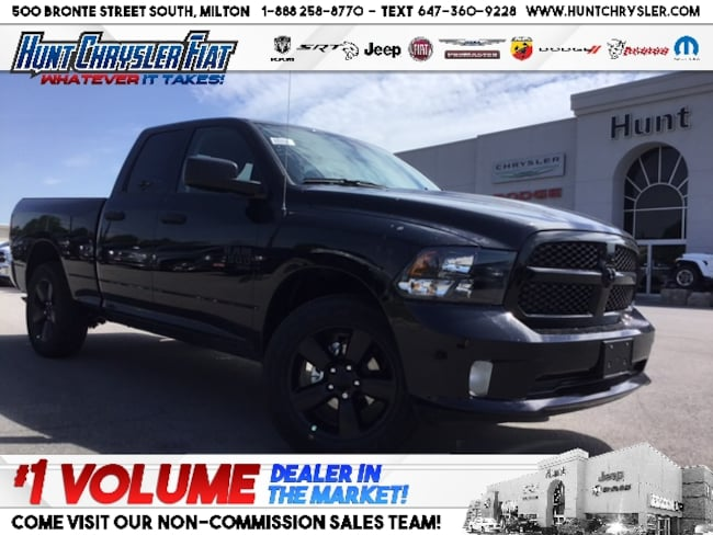 New 2019 Ram 1500 Classic NIGHT | 4X4 | V6 | LED & MORE!!! Truck Quad Cab in Milton, ON
