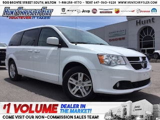 2019 Dodge Grand Caravan CREW PLUS | DVD | NAV | TOW | SAFETY!!! Van for sale near Toronto