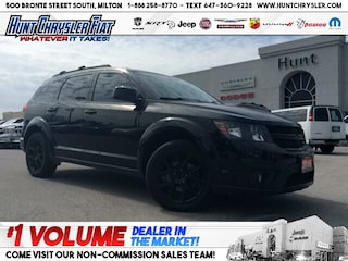 Used 2016 Dodge Journey in Milton, ON