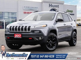 2017 Jeep Cherokee LEATHER PLUS | 4X4 | TOW | SOUND | BLACKOUT!!! SUV for sale near Toronto