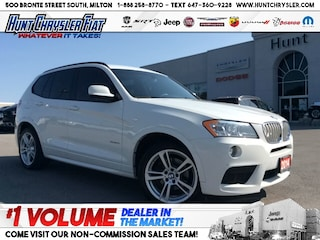 Used 2014 BMW X3 in Milton, ON