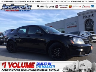 2014 Dodge Avenger BLACKTOP | ALLOYS | GREAT SHAPE!!! Sedan for sale near Toronto