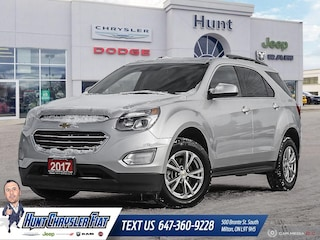 Used 2017 Chevrolet Equinox in Milton, ON