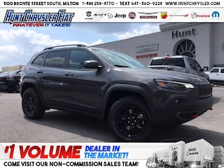New 2019 Jeep New Cherokee for sale near Toronto