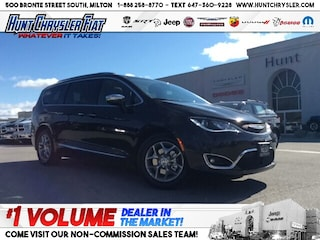 New 2019 Chrysler Pacifica in Milton, ON