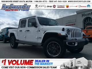 New 2020 Jeep Gladiator in Milton, ON