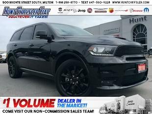 2018 Dodge Durango R/T | BLACKTOP | HEMI | SUN | NAV | BUCKETS & MORE SUV