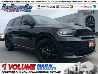 2018 Dodge Durango R/T | BLACKTOP | HEMI | SUN | NAV | BUCKETS & MORE SUV for sale near Toronto
