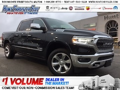 2019 Ram All-New 1500 LIMITED | LOADED | PANO | LEVEL 1 & MORE!!! Truck Crew Cab