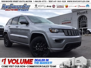 New 2019 Jeep Grand Cherokee in Milton, ON