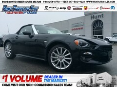 2019 FIAT 124 Spider LUSSO | LEATHER | CONV | NAV & MORE!!! Convertible