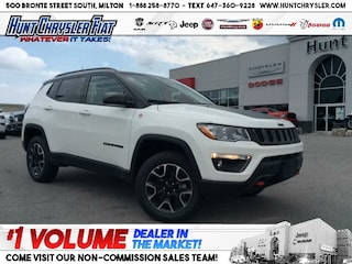New 2019 Jeep Compass in Milton, ON