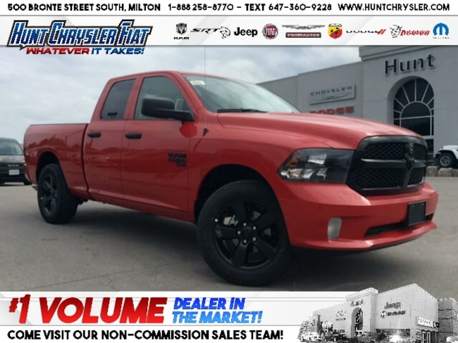 New 2019 Ram 1500 Classic NIGHT | 4X4 | LED | QUAD | WHEEL & SOUND!!! Truck Quad Cab in Milton, ON