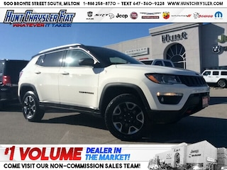 Used 2018 Jeep Compass in Milton, ON