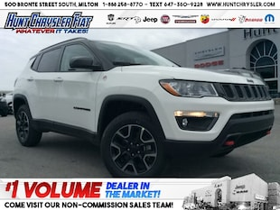 2019 Jeep Compass TRAILHAWK | 4X4 | NAV | HTS STS & MORE!!! SUV