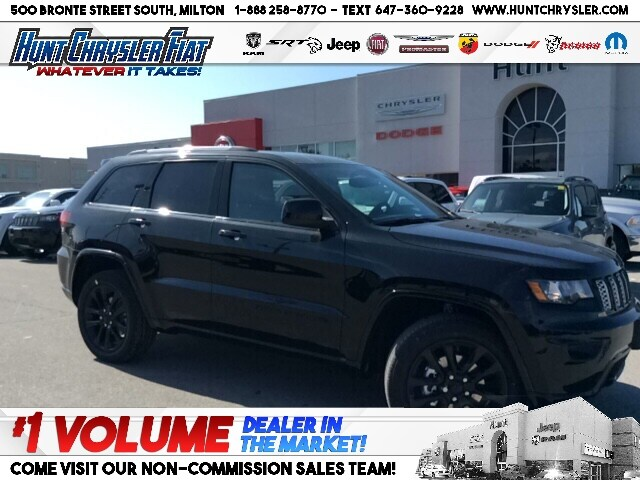 2018 Jeep Grand Cherokee ALTITUDE | BLACKOUT | TOW | SUN | CAM & MORE!!! SUV