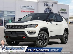 2020 Jeep Compass TRAILHAWK | LEATHER | TOW | PANO | NAV & MORE!!! SUV