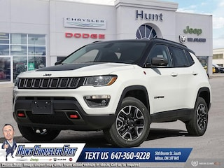 New 2020 Jeep Compass in Milton, ON