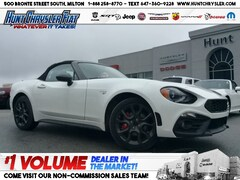 2019 FIAT 124 Spider ABARTH | LEATHER | NAV | BREMBO & MORE!!! Convertible