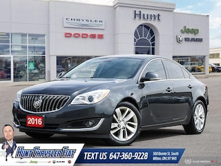 Used 2016 Buick Regal in Milton, ON