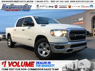 2019 Ram All-New 1500 BIG HORN | HEMI | SPRAY | CREW & MORE!!! Truck Crew Cab