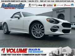 2019 FIAT 124 Spider LUSSO | LEATHER | NAV | AUTO & MORE!!! Convertible