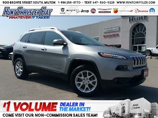 2016 Jeep Cherokee NORTH | 4X4 | HTD STS | CAM | 8.4 | V6 & MORE!!! SUV for sale near Toronto