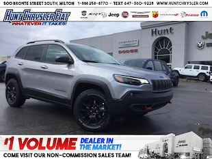 2019 Jeep New Cherokee TRAILHAWK | 4X4 | SAFETY | NAV | COMFORT!!! SUV