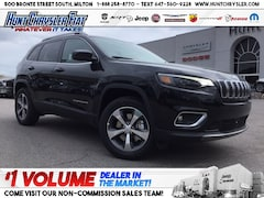 2019 Jeep New Cherokee LIMITED   4X4   SAFETY   LEATHER & PANO!!! SUV