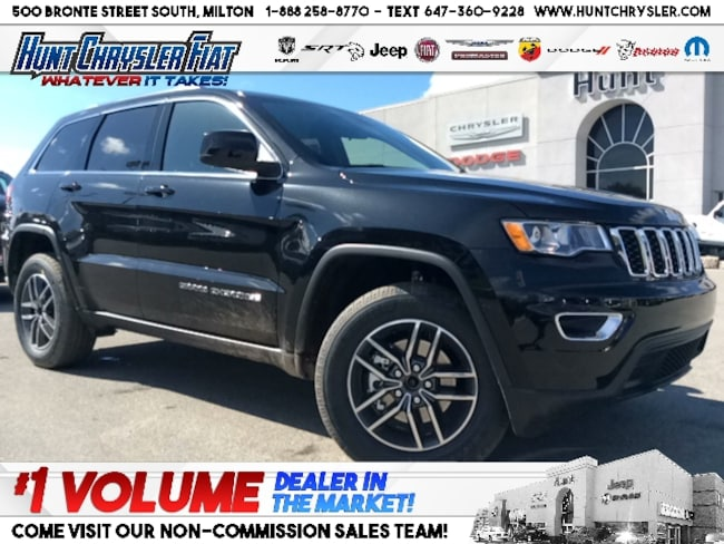 New 2019 Jeep Grand Cherokee SUV For Sale in Milton, ON