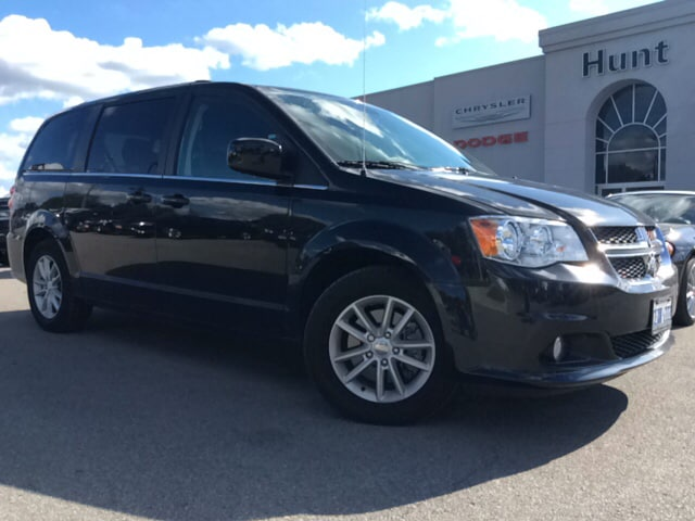 Featured used 2018 Dodge Grand Caravan for sale in Milton, ON