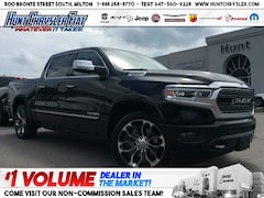2019 Ram All-New 1500 LIMITED | CREW | PANO | 22s | BODY CLR & MORE!!! Truck Crew Cab