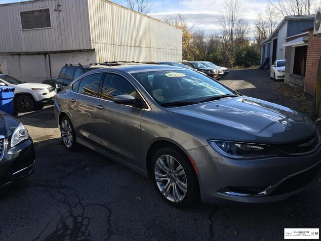 2015 Chrysler 200 Limited Berline