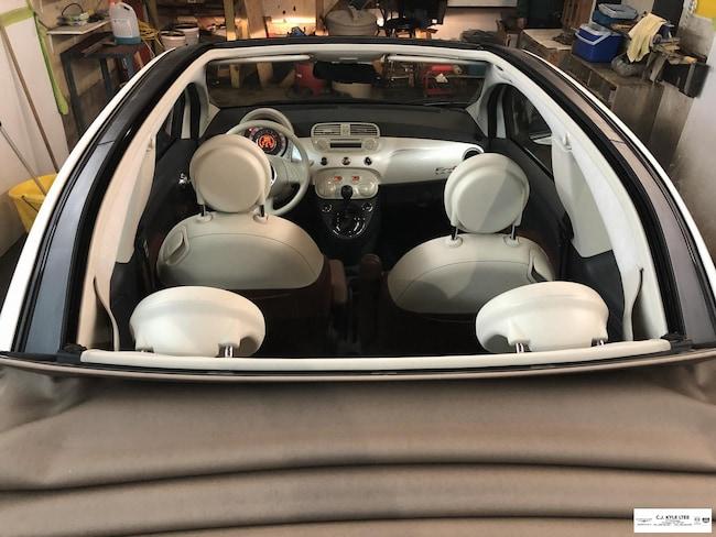 2014 FIAT 500c Lounge Décapotable