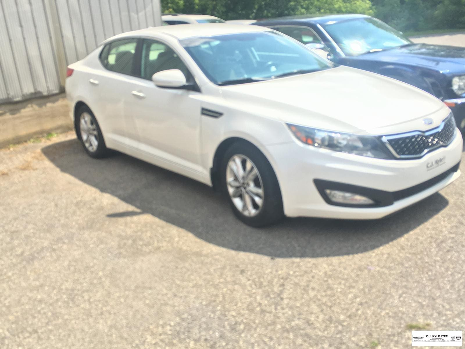 2013 Kia Optima EX Turbo Berline