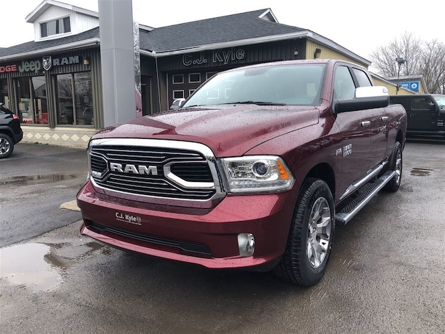 2018 Ram 1500 Laramie Limited Camion cabine Crew