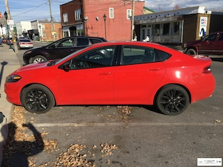 2016 Dodge Dart GT Sport Blacktop Berline