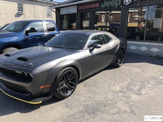2019 Dodge Challenger SRT Hellcat Redeye Widebody Passager