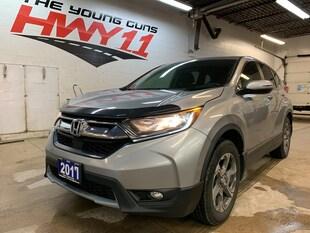 2017 Honda CR-V AWD 5dr EX SUV