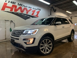 2016 Ford Explorer Limited 4WD - Pano Roof - Leather - Heated Seats SUV