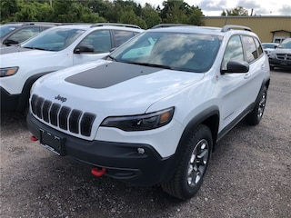 2019 Jeep New Cherokee Trailhawk Elite 4x4 Turbo SUV