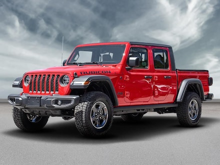 2020 Jeep Gladiator Rubicon Lauch Edition Truck Crew Cab