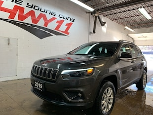 2019 Jeep Cherokee North 4x4 V6-Demo-Pano Roof SUV