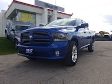 2017 Ram 1500 Sport Hemi-Remaining Extended Warranty Included Truck Crew Cab